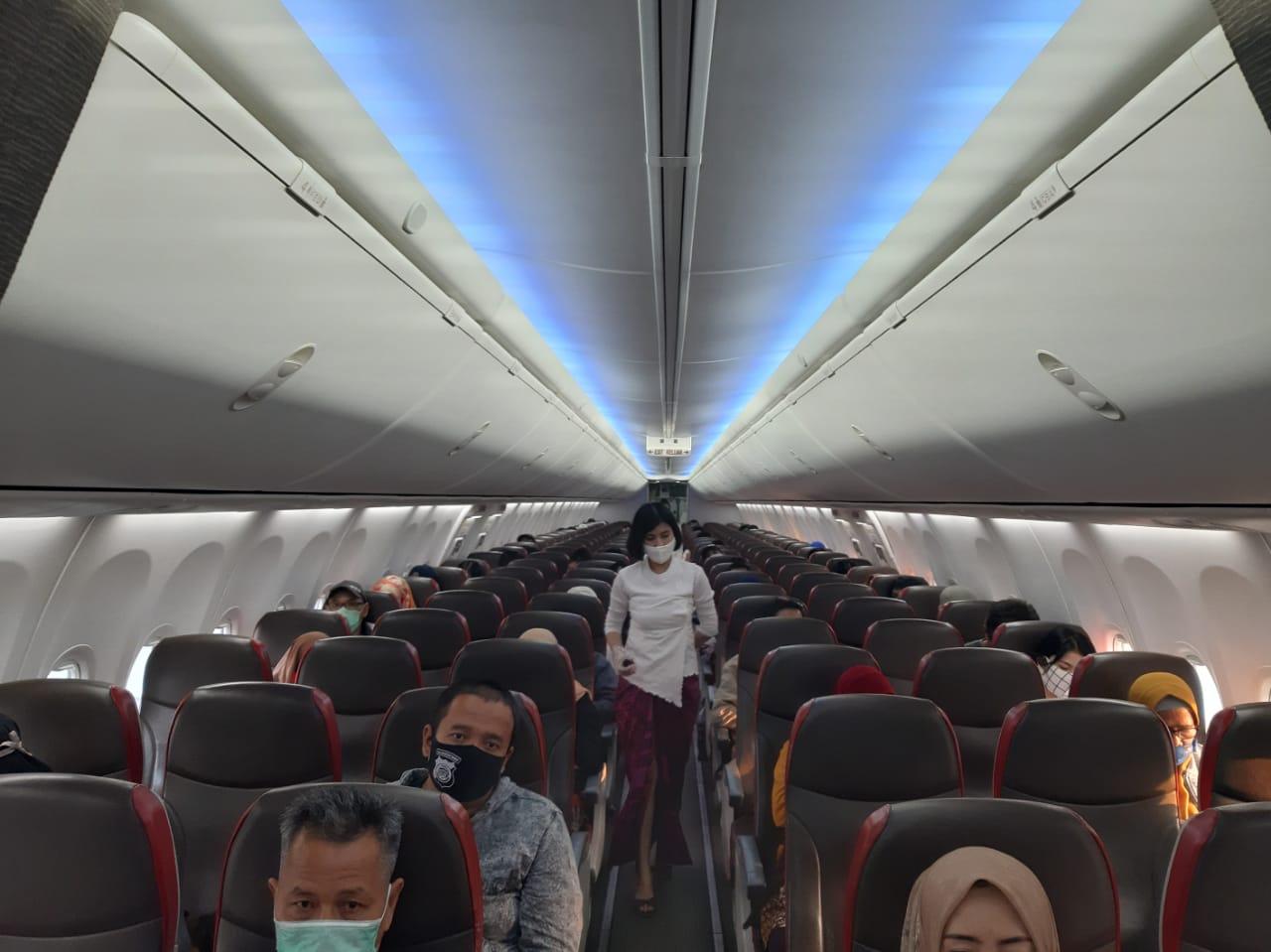 Informasi Penerbangan Persyaratan Wajib Penumpang Pada Perjalanan Udara Lion Air Group